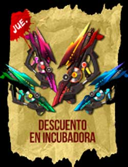Agenda Semanal Free Fire 09/02