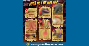 Agenda Semanal Free Fire 16/02