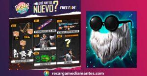 Agenda Semanal Free Fire 01/06