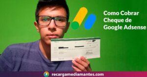 Cobrar Cheque de Google Adsense